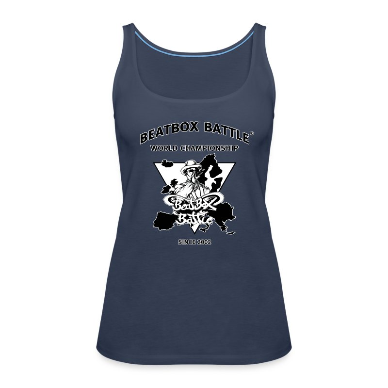 Beatbox Battle World Championship - Classic - Women's Premium Tank Top