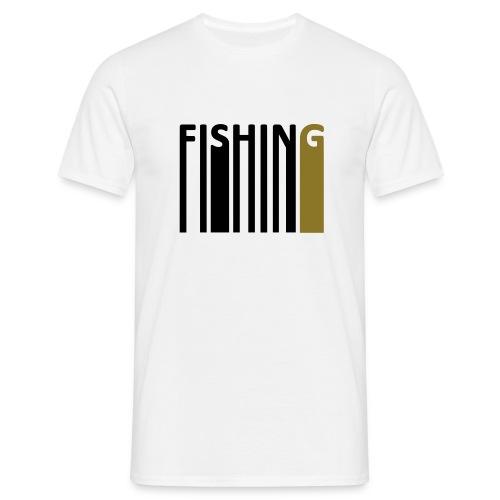 #barcode Shirt - Männer T-Shirt