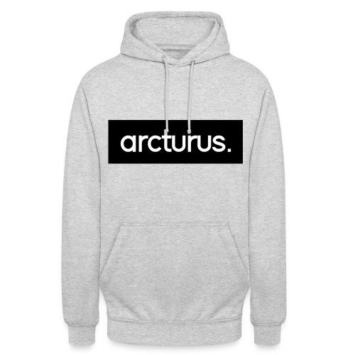 Arcturus. Black Logo Hoodie Unisex - Unisex Hoodie