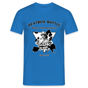 Beatbox Battle World Championship - Classic - Männer T-Shirt