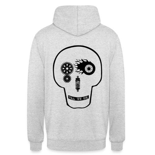 TILL WE DIE - Pullover   Ladies&Men - Unisex Hoodie