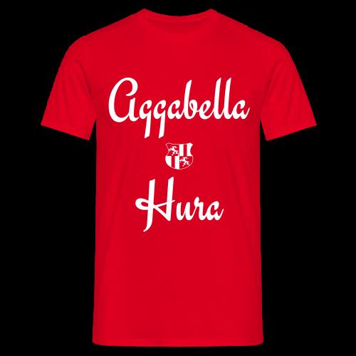 T-Shirt Agga - Männer T-Shirt