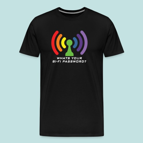 Bi-Fi - Men's Premium T-Shirt
