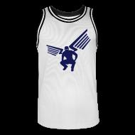 Sportbekleidung ~ Männer Basketball-Trikot ~ Artikelnummer 108232063