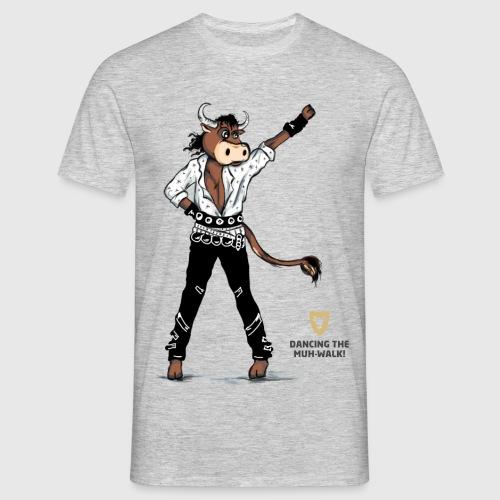 T-Shirt Männer – Dancing Ox - Männer T-Shirt