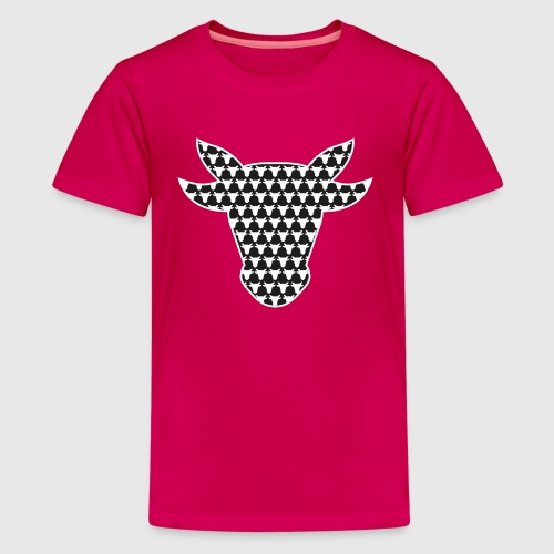 Teenager Shirt – OXen Pepita - Teenager Premium T-Shirt