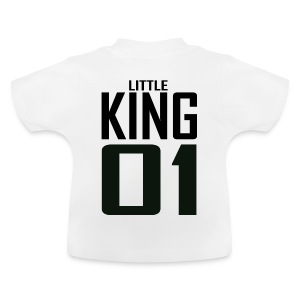 Baby T-Shirt - LITTLE KING 01 - Baby T-Shirt