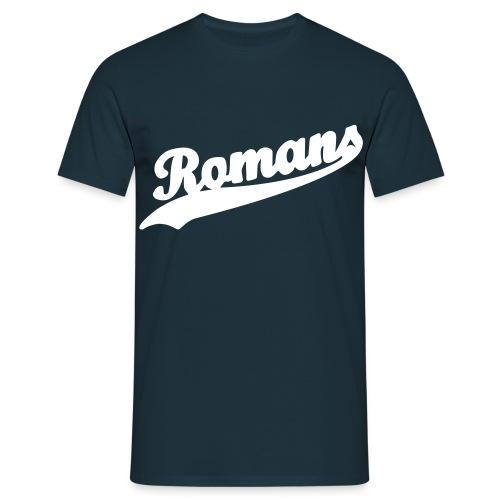 SpielerMANN Softball - Männer T-Shirt