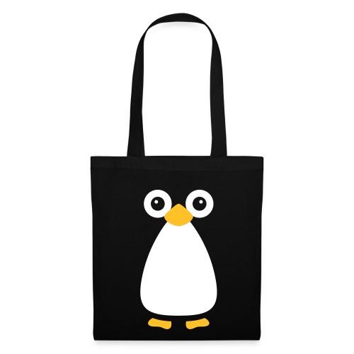 Cute Vector Penguin Tote Bag - Tote Bag