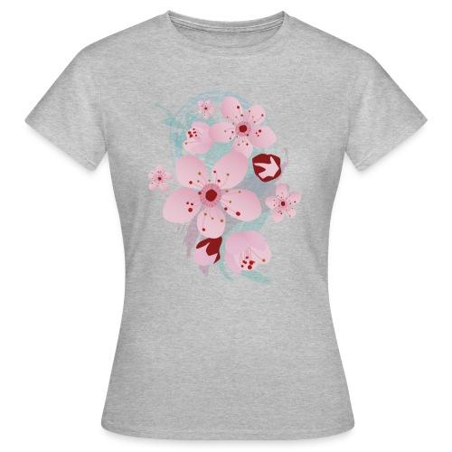 Kirschblüten - Frauen T-Shirt
