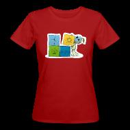 T-Shirts ~ Frauen Bio-T-Shirt ~ Artikelnummer 106872821