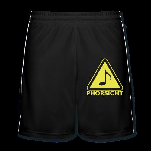 Phrischlupht v1 (m) - Männer Fußball-Shorts