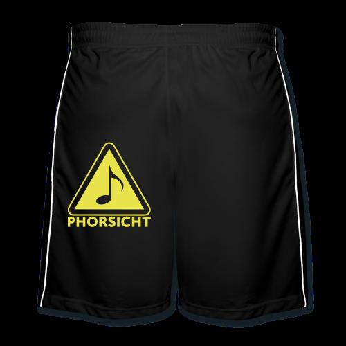 Phrischlupht v2 (m) - Männer Fußball-Shorts