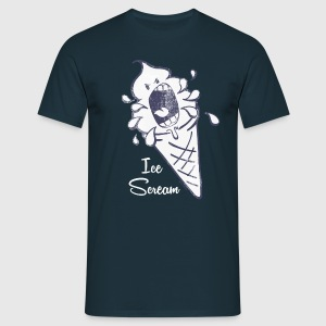 SmileyWorld 'Ice Scream' men t-shirt - Camiseta hombre