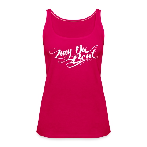 ZMY DaBeat / Girl TankTop / NEW LOGO - Frauen Premium Tank Top