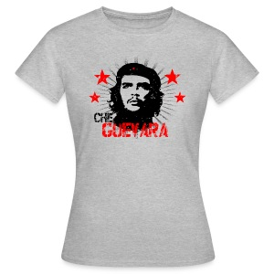Che Guevara Distressed Frauen T-Shirt - Frauen T-Shirt