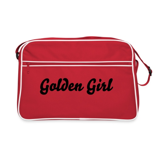 Golden Girl retro Bag - Retro Bag