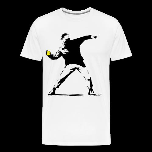 TENNIS BOMBER - Männer Premium T-Shirt
