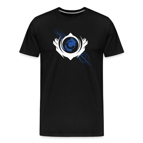 GeeZee-Wappen - Männer Premium T-Shirt