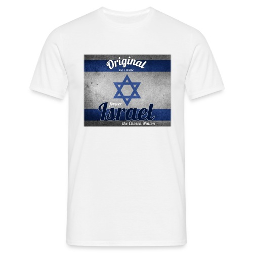 TSWHISRAELCN - Men's T-Shirt