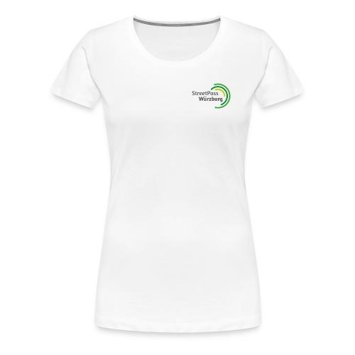 Frauen Rundhals Shirt - Frauen Premium T-Shirt