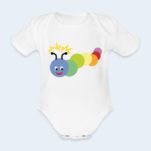 Kurzarmbody - Baby Bio-Kurzarm-Body