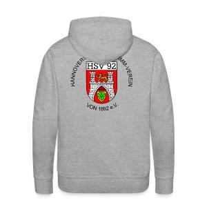 Vereins-Kaputzen-Pullover, Männer - Männer Premium Hoodie