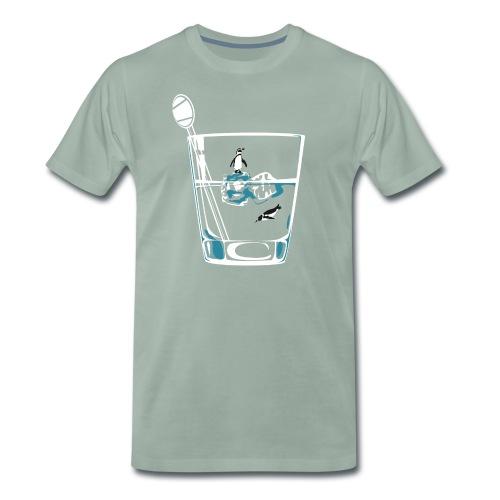 Men's Penguin Tee  - Men's Premium T-Shirt