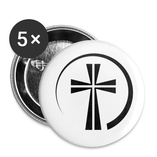 Badge Membre Pacorn United - Badge grand 56 mm