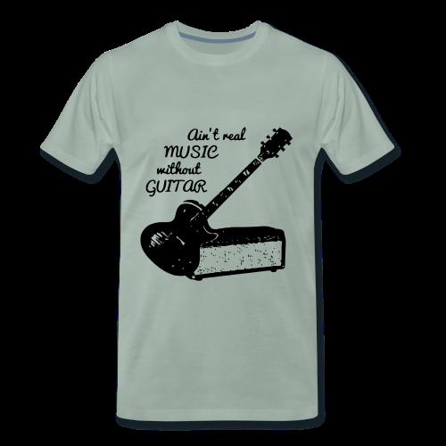 Rock & roll - T-shirt Premium Homme