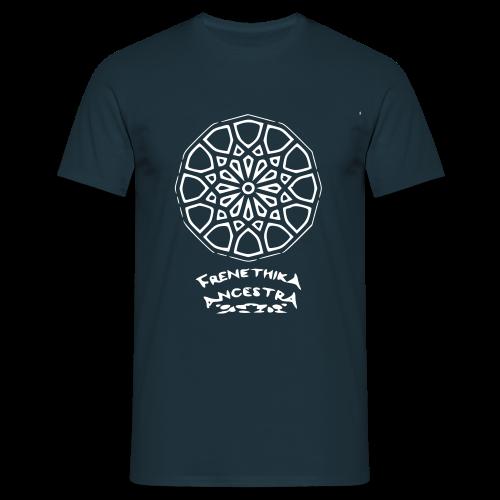 Rosace arabesque Frenethika Ancestra - T-shirt Homme