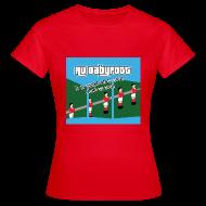 Tee shirts ~ Tee shirt Femme ~ au babyfoot où tu veux