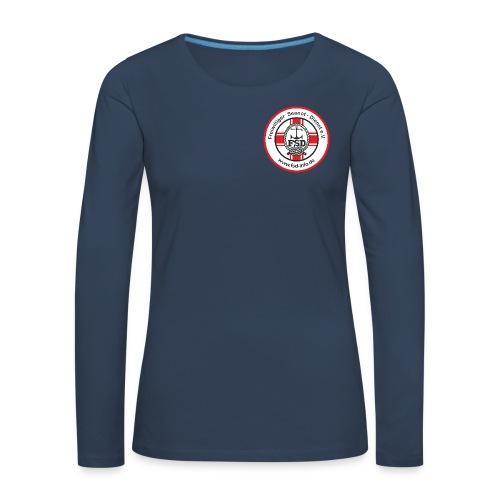 FSD Langarmshirt - Frauen Premium Langarmshirt