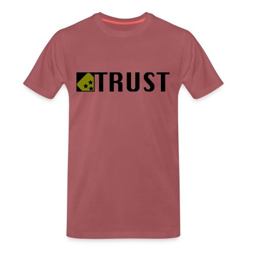 Trust - Maglietta Premium da uomo