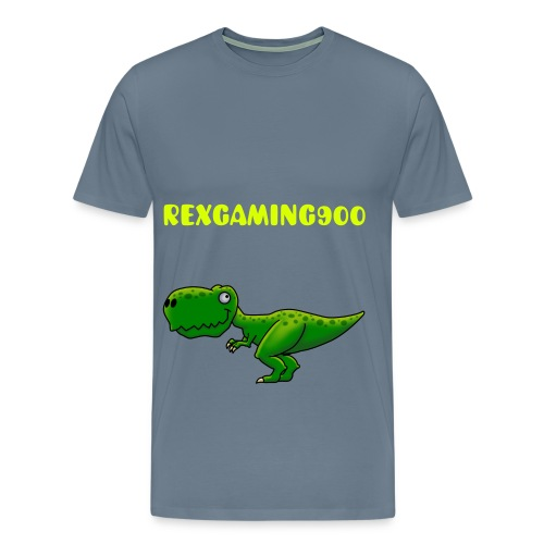 REXGAMING900 SHIRT - Men's Premium T-Shirt