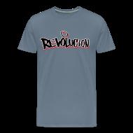 T-Shirts ~ Männer Premium T-Shirt ~ revolucion