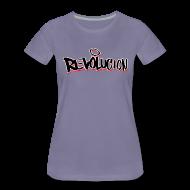 T-Shirts ~ Frauen Premium T-Shirt ~ revolucion
