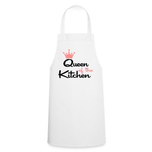 Queen of the Kitchen Cooking Apron - Cooking Apron