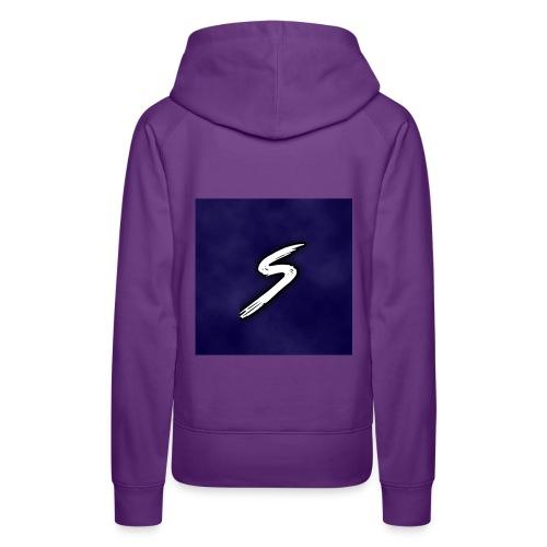 SneakerKicks SweatShirt - Women's Premium Hoodie