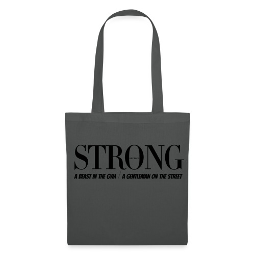 STRONG Bag - Stoffbeutel