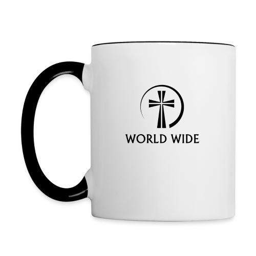 Mug Pacorn United WORLD WIDE - Mug contrasté