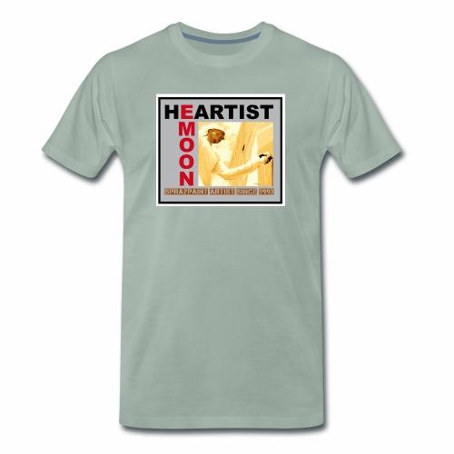 Heartist Frame different colors - Männer Premium T-Shirt