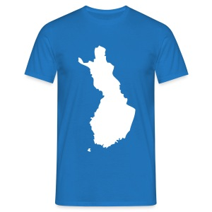 Fan Shirt Finland - Men's T-Shirt