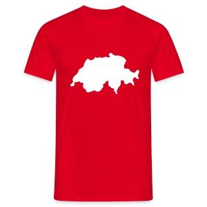 Fan Shirt Switzerland - Men's T-Shirt
