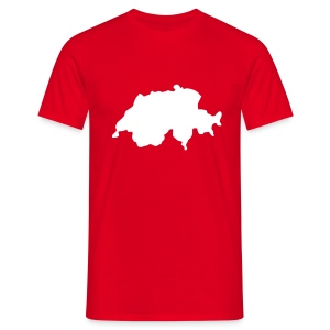 Fan Shirt Switzerland - Men's T-Shirt