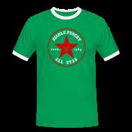 T-Shirts ~ Männer Kontrast-T-Shirt ~ EichleFescht All Star