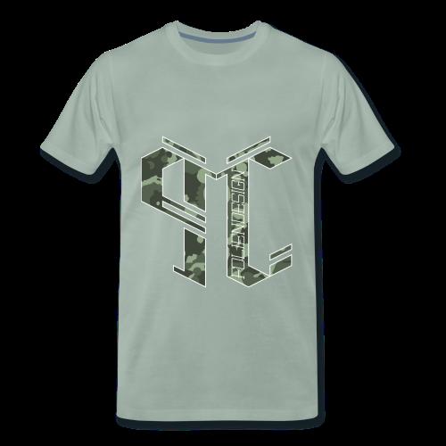 PC Camouflage - Männer Premium T-Shirt
