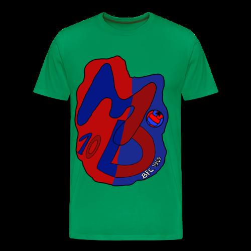 MD 10 T-Shirt Uomo - Maglietta Premium da uomo