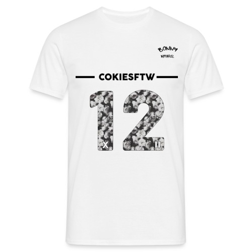 CookiesFTW 12 - Men's T-Shirt