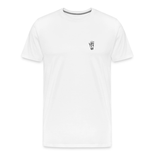 Small Logo - Men's Premium T-Shirt